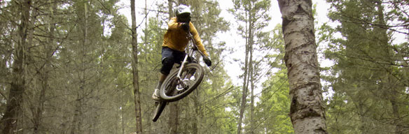 Mark Haimes on the A-Flow road gap, Williams Lake