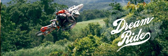Stewart &amp; Cachia Dream Ride MX