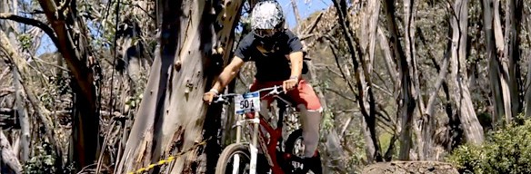 Monza Imports Intense Cycles at Mount Buller National