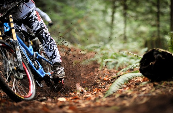 Remi Gauvin stirs the loam