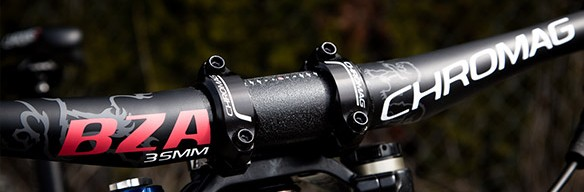 35mm Chromag BZA Bar & Direct Mount Stem