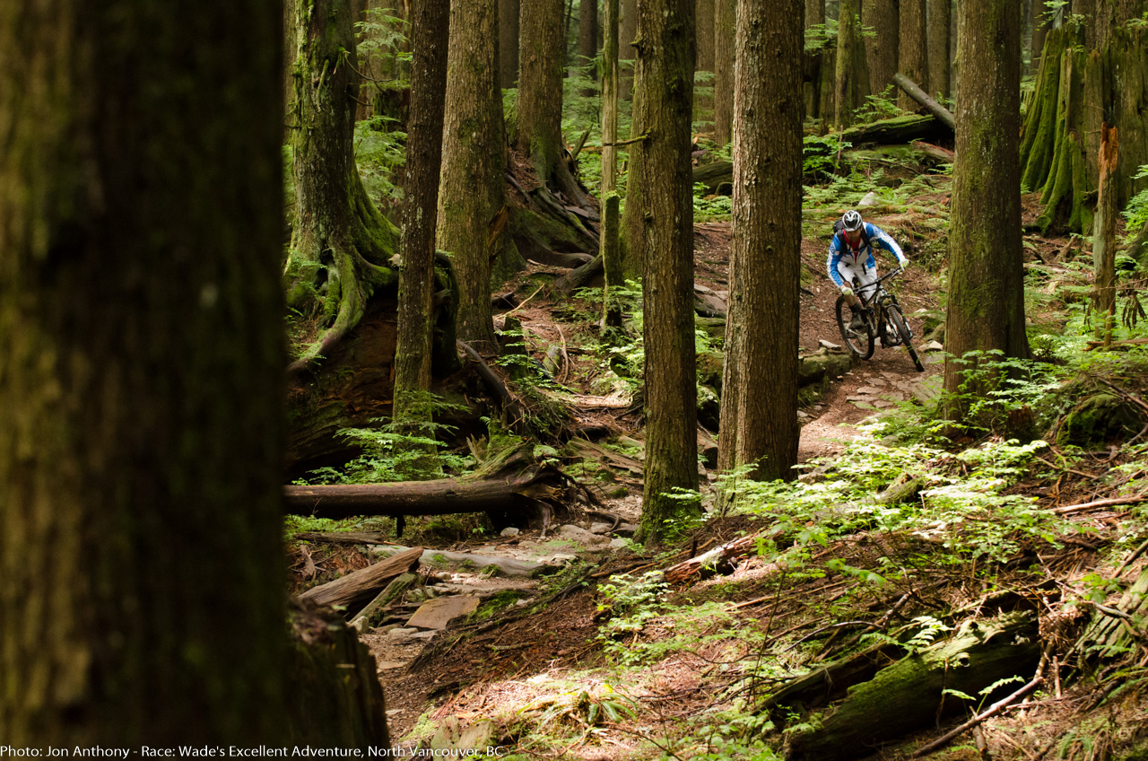 Sea to Sky Enduro Series, Rd 3, Stage 1