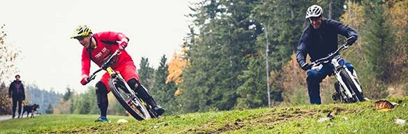 2014 Grumpa Grass Slalom mountain bike race